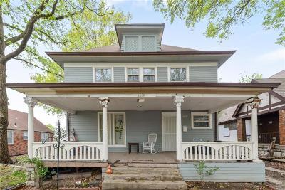 Kansas City Single Family Home For Sale: 2222 Hardesty Avenue