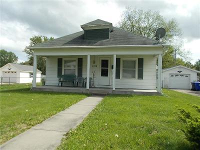 Pettis County Single Family Home For Sale: 1708 E 5th Street