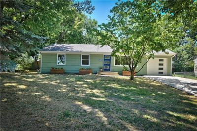Westwood Single Family Home For Sale: 4728 Adams Street