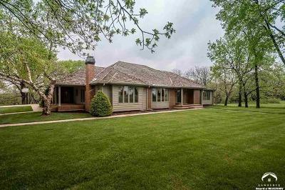 Baldwin City Single Family Home For Sale: 1418 N 600 Road