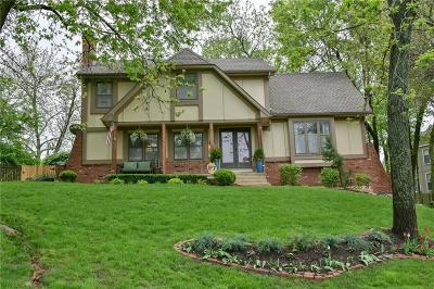 Stilwell Single Family Home For Sale: 16042 Meadow Lane