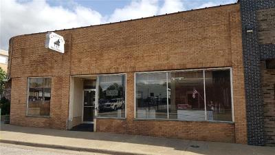 Warrensburg Commercial For Sale: 110 E Market Street