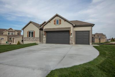 Cass County, Clay County, Platte County, Jackson County, Wyandotte County, Johnson-KS County, Leavenworth County Single Family Home For Sale: 20910 Larkspur Drive