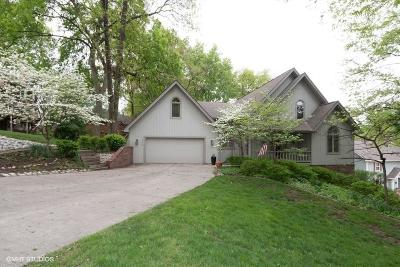 Kansas City Single Family Home For Sale: 308 NW Briarcliff Circle
