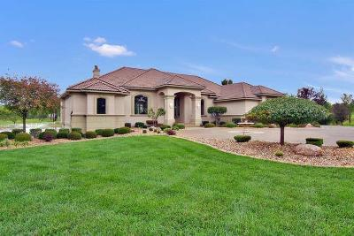 Stilwell Single Family Home For Sale: 18721 Travis Lane