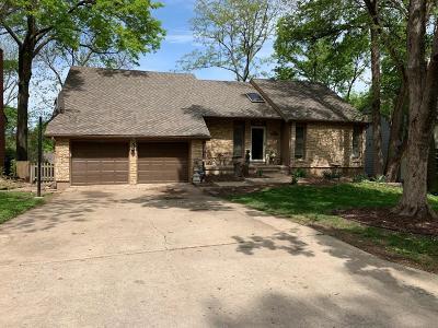 Lenexa Single Family Home For Sale: 8108 Parkhill Road