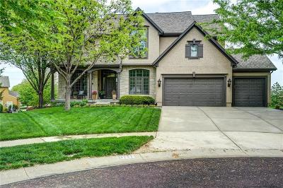 Overland Park Single Family Home For Sale: 14737 Maple Street