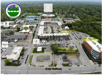 Kansas City Commercial For Sale: 6927 N Oak Trafficway