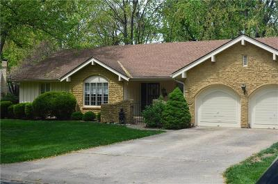 Overland Park Single Family Home For Sale: 9920 Foster Street