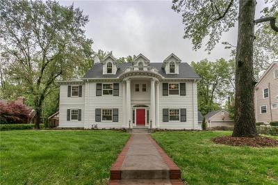 Kansas City Single Family Home For Sale: 1224 Stratford Road