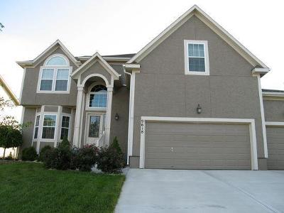 Lenexa Single Family Home For Sale: 9618 Falcon Valley Drive