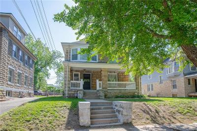 Kansas City Single Family Home For Sale: 3111 Charlotte Street