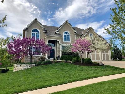 Leawood Single Family Home For Sale: 14816 Fairway Court