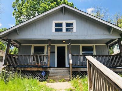 Kansas City Single Family Home For Sale: 7114 Wabash Avenue
