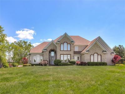 Johnson-KS County Single Family Home For Sale: 7787 Gleason Road