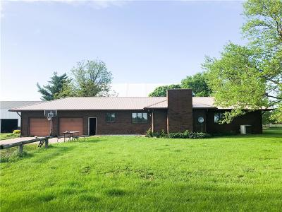 Bourbon County Single Family Home For Sale: 396 Valley Road