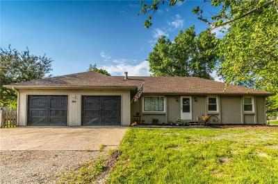 Baldwin City Single Family Home For Sale: 204 Ames Street