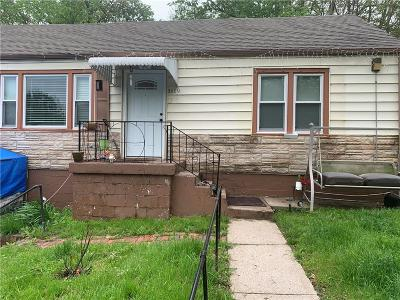 Wyandotte County Single Family Home For Sale: 3029 N Bethany Street