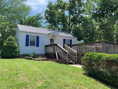 Independence Single Family Home For Sale: 741 N Kiger Street