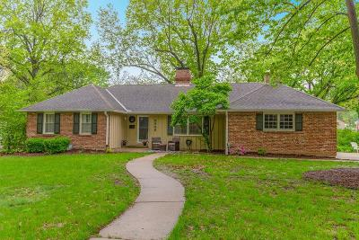 Leawood Single Family Home For Sale: 8000 Wenonga Road