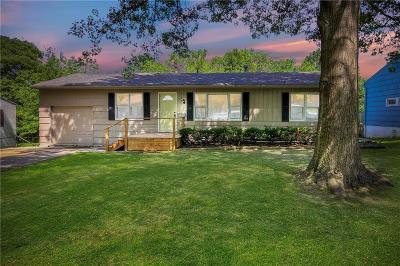 Overland Park Single Family Home For Sale: 7327 Horton Street