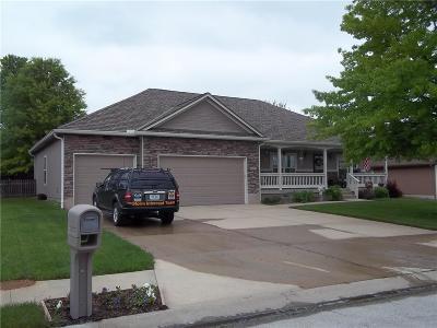 Greenwood Single Family Home For Sale: 806 Tabitha Lane