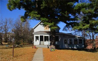 Single Family Home For Sale: 829 Mound Street