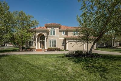 Lenexa Single Family Home For Sale: 8938 Quail Ridge Lane