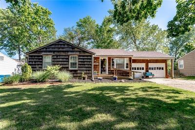 Johnson-KS County Single Family Home For Sale: 4726 W 78th Terrace