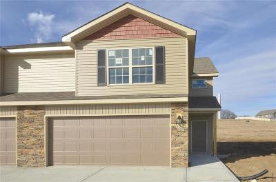 Cass County, Clay County, Platte County, Jackson County, Wyandotte County, Johnson-KS County, Leavenworth County Duplex For Sale: 118 Ryan Court