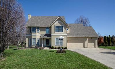 Basehor Single Family Home For Sale: 17648 157th Terrace