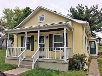 Atchison Single Family Home For Sale: 812 N 10th Street