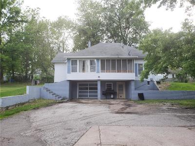 Carroll County Single Family Home For Sale: 312 W 9th Street Terrace