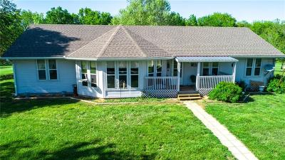 Cass County Single Family Home For Sale: 44202 E 339th Street