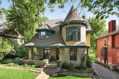 Kansas City Single Family Home For Sale: 1841 Pendleton Avenue
