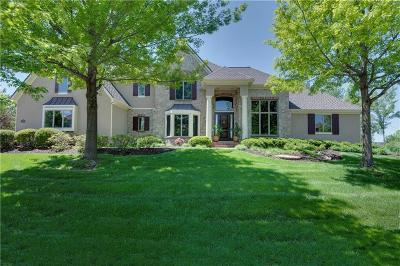 Overland Park Single Family Home For Sale: 6109 Golden Bear Drive