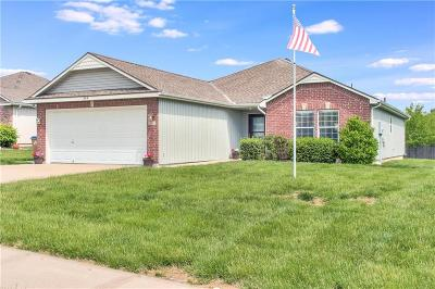 Cass County Single Family Home For Sale: 583 Kreisel Drive