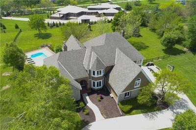 Johnson-KS County Single Family Home For Sale: 5501 W 180th Street