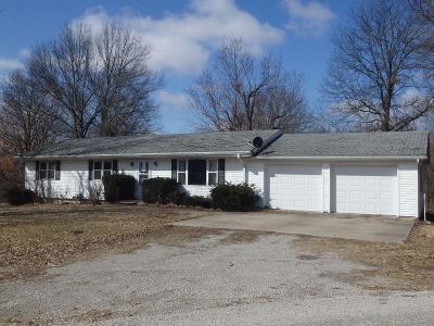 Single Family Home For Sale: 701 W Walker Street