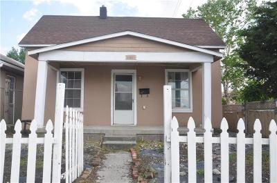 Kansas City Single Family Home For Sale: 1317 Scott Avenue