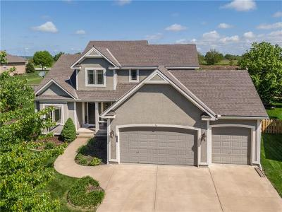 Miami County Single Family Home For Sale: 23968 Eagle Court