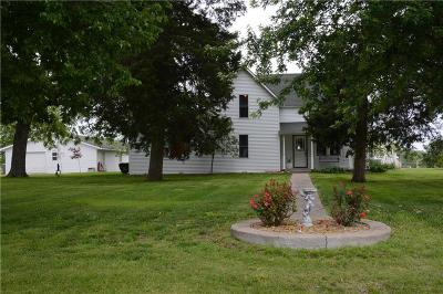 Cass County Single Family Home For Sale: 21609 S State Route 291 Highway #2160