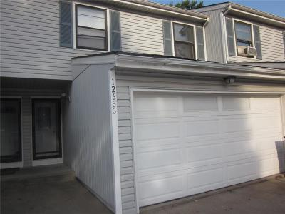Olathe Condo/Townhouse For Sale: 1263 N Petzold Drive #C