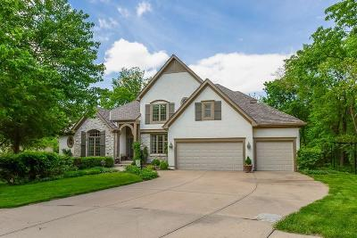 Olathe Single Family Home For Sale: 26720 W 107th Street