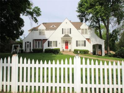 Leavenworth Single Family Home For Sale: 1410 S Broadway Street