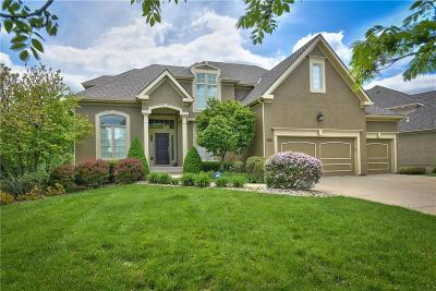 Overland Park Single Family Home For Sale: 5845 W 145 Street