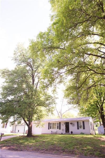 Atchison Single Family Home For Sale: 1209 Guthrie Circle