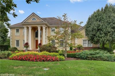 Leawood Single Family Home For Sale: 11604 Brookwood Avenue