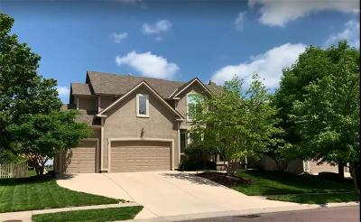 Overland Park Single Family Home For Sale: 7314 W 145 Terrace