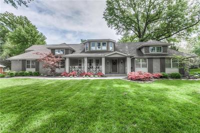 Leawood Single Family Home For Sale: 9219 Ensley Lane
